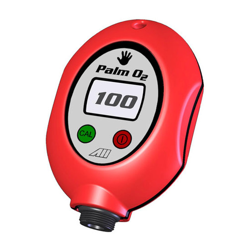 Palm O2 D % Oxygen Analyzer