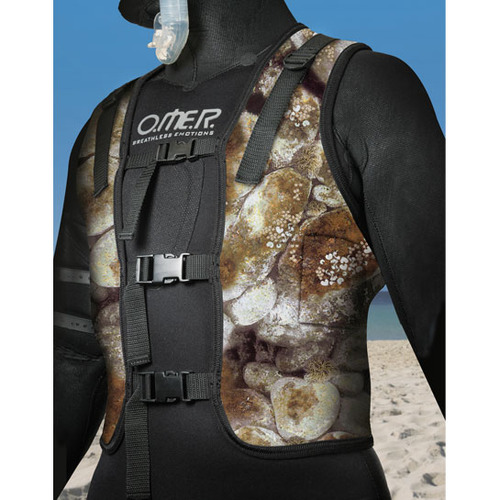 Camu 3D Weight Vest
