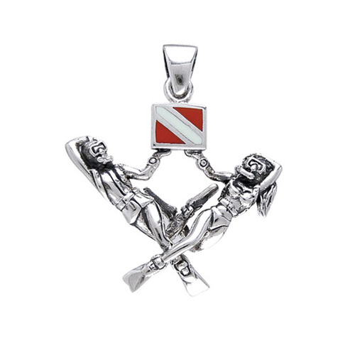 In LoveSterling Silver Pendant TP3406